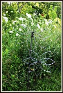 Flower Stake for Garden
